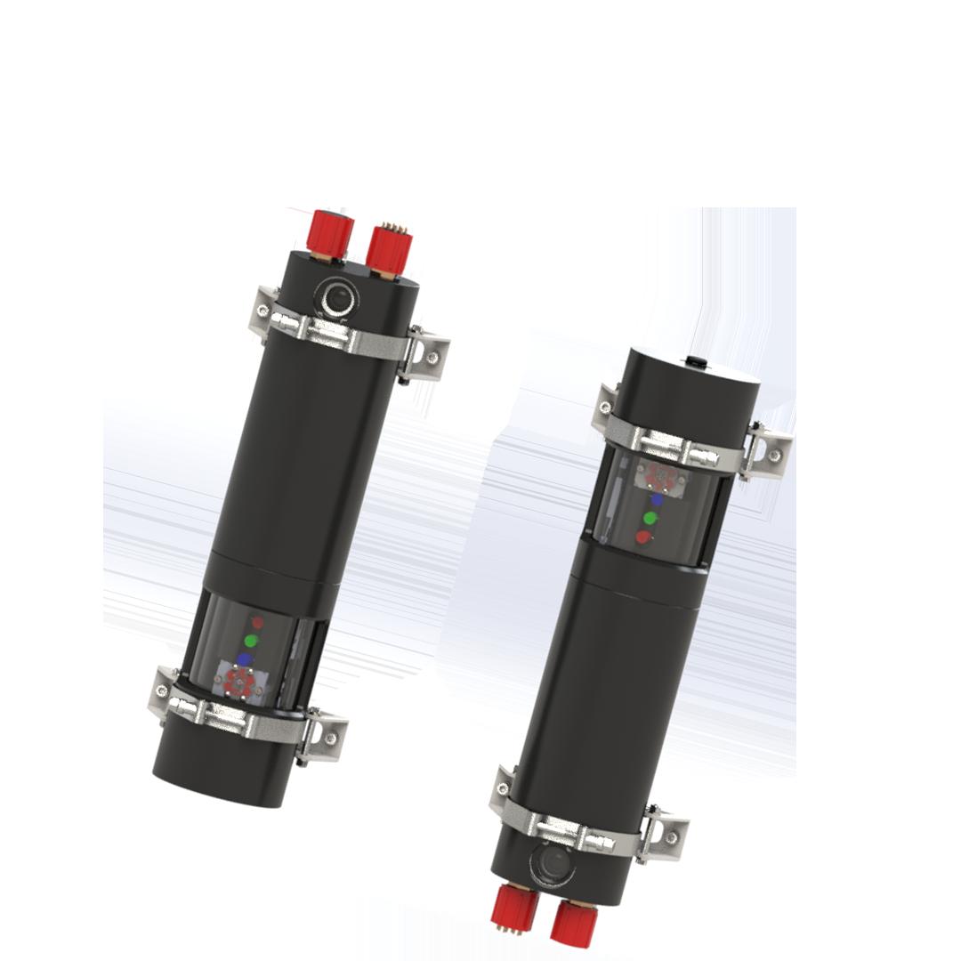 Kraken Robotik GmbH | SUBSEA 3D LASER IMAGING